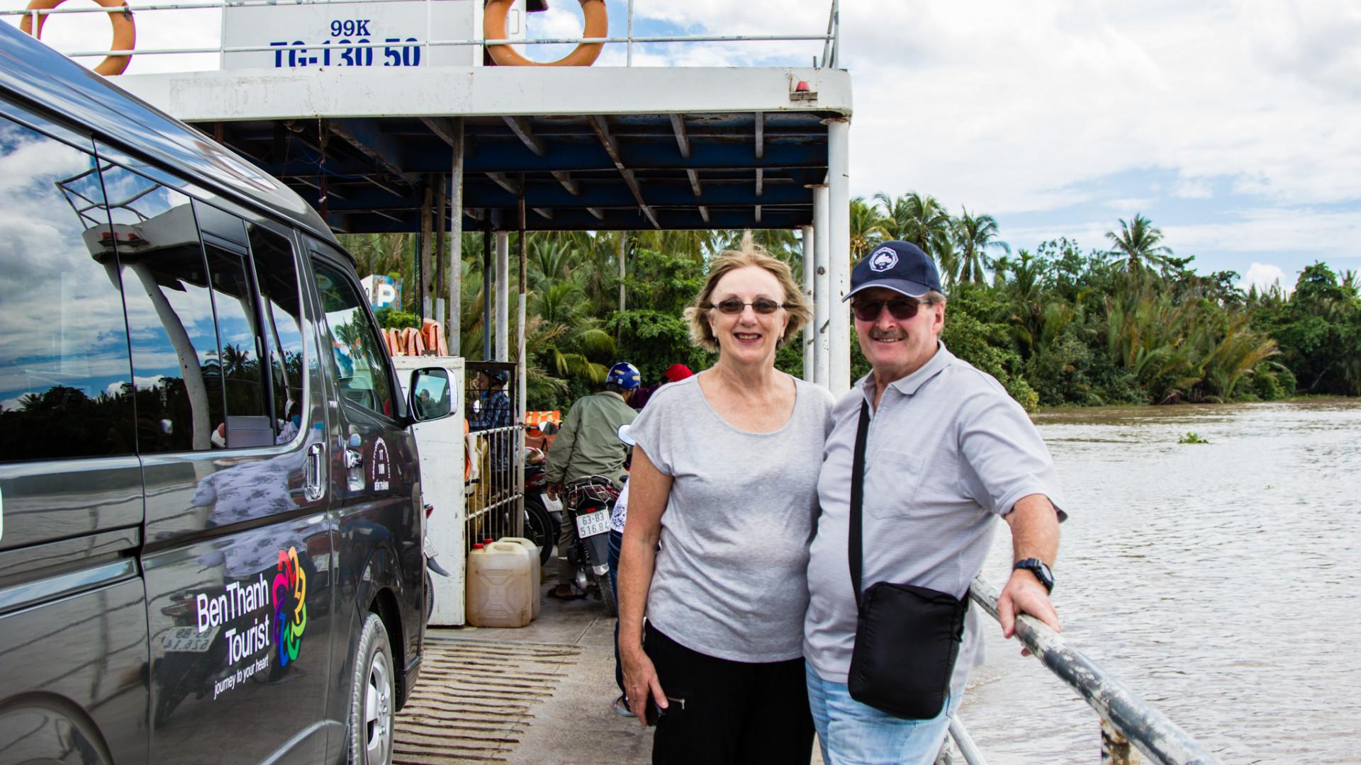 Mekong Delta - Go Cong