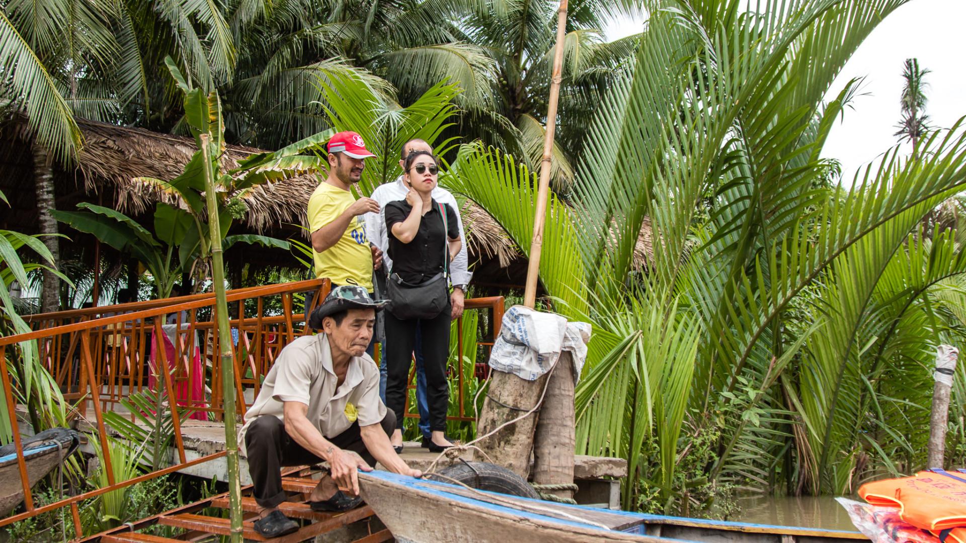 Mekong - Ben Tre