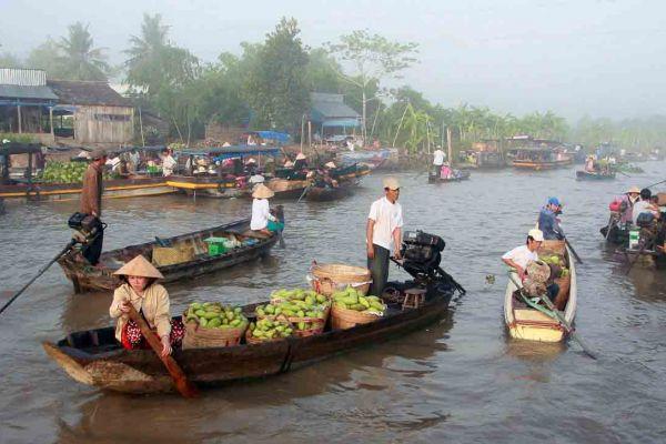 HCMC - CAN THO - CHAU DOC