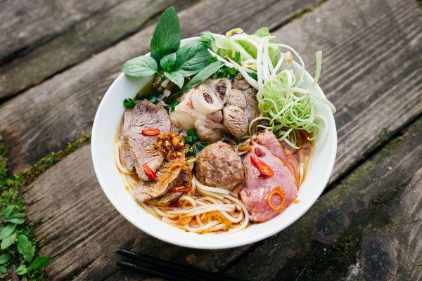 Bún - A Precious Word in Vietnamese