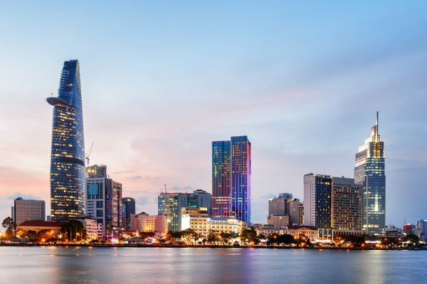 Vietnam: Big Cities, Small Cities