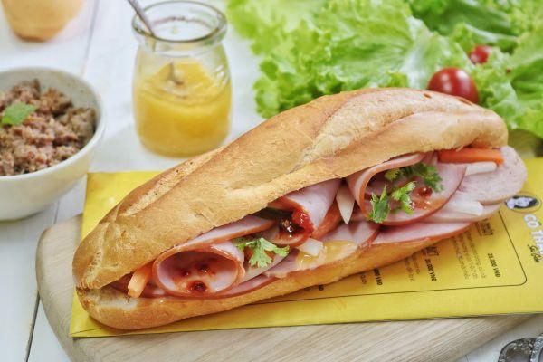Saigon Bread - 100 years of sublimation