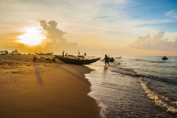 The most beautiful beaches in Ba Ria Vung Tau cannot be missed
