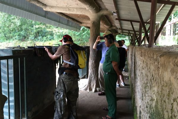 CU CHI TUNNEL AND HO CHI MINH CITY FULL DAY